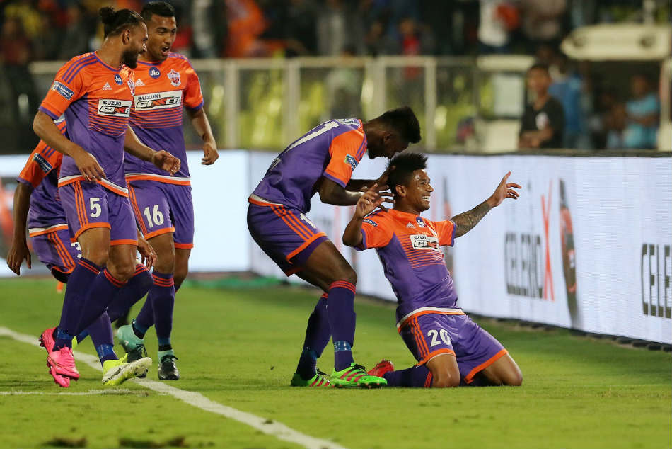 Isl Fc Pune City Do The Double Over Atk