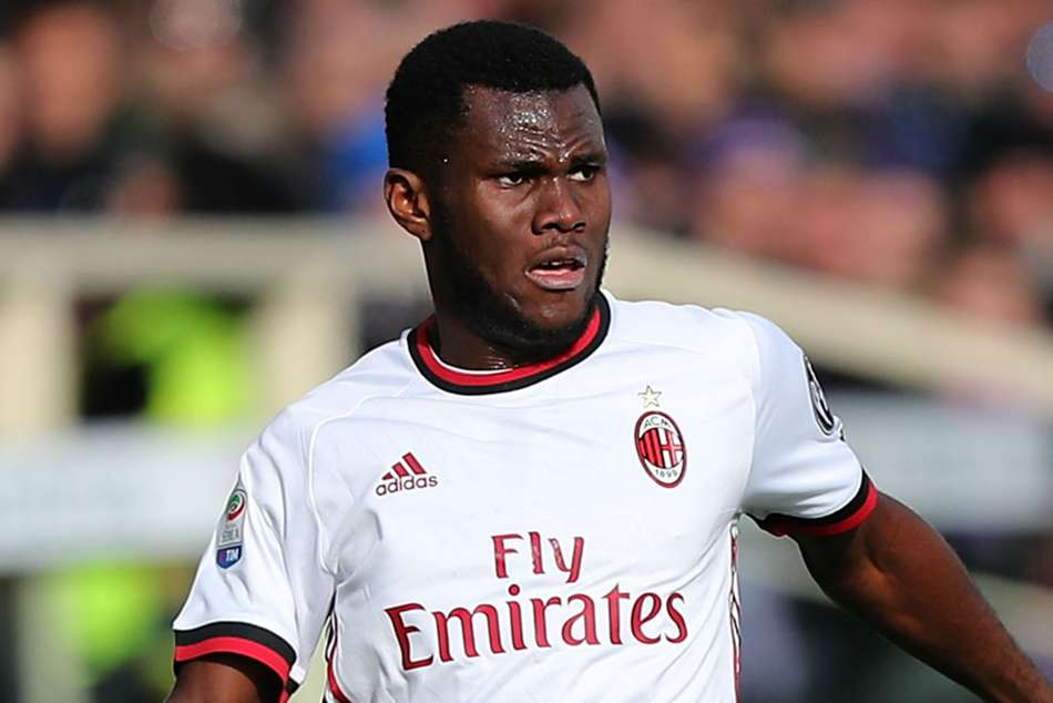 Cagliari 1 Ac Milan 2 Kessie At The Double In Comeback Win