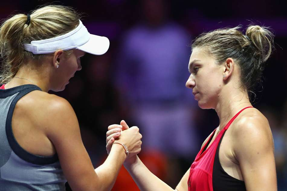 Simona Halep and Caroline Wozniacki favourites for Australian Open