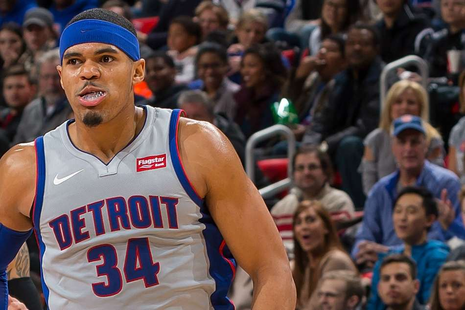 Tobias Harris stars for Detroit Pistons