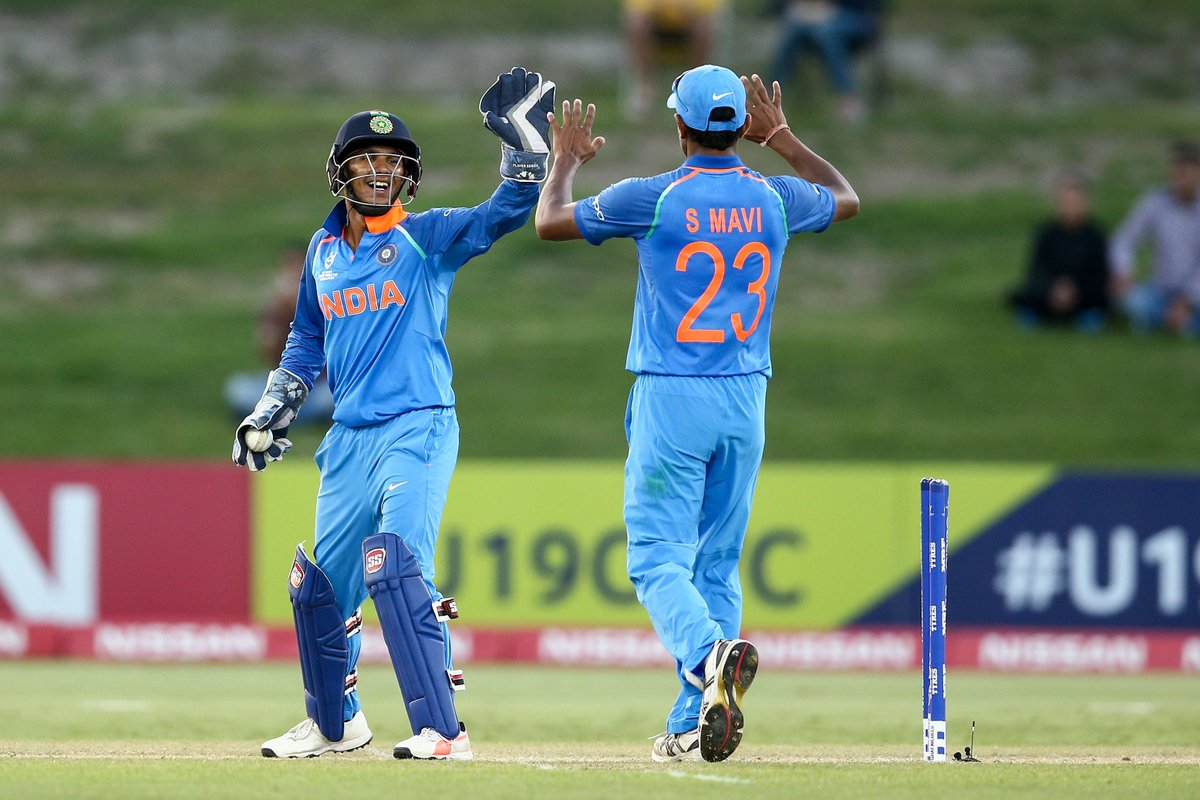 ICC U19 World Cup 2018: Captain Prithvi Shaw shines as India beat Australia by 100 runs
