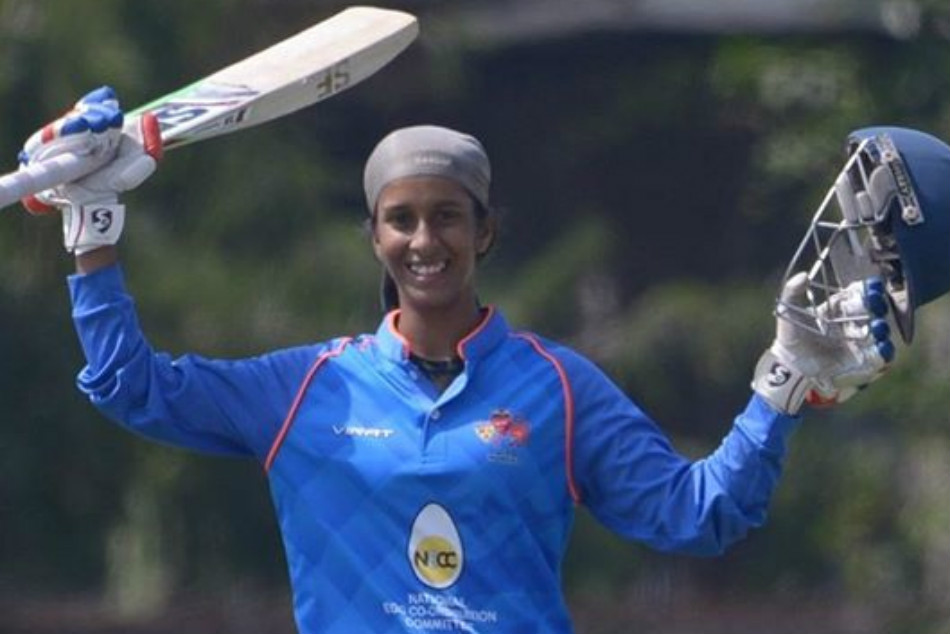 Jemimah Rodrigues attributes her father and Sachin Tendulkar for success in domestic circuit