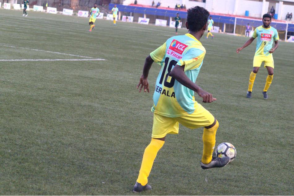 Kerala Qualify Santosh Trophy National Round