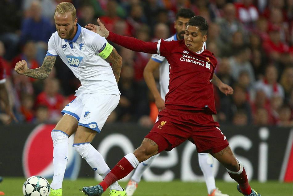 Everton Set To Bid For Hoffenheim Kevin Vogt
