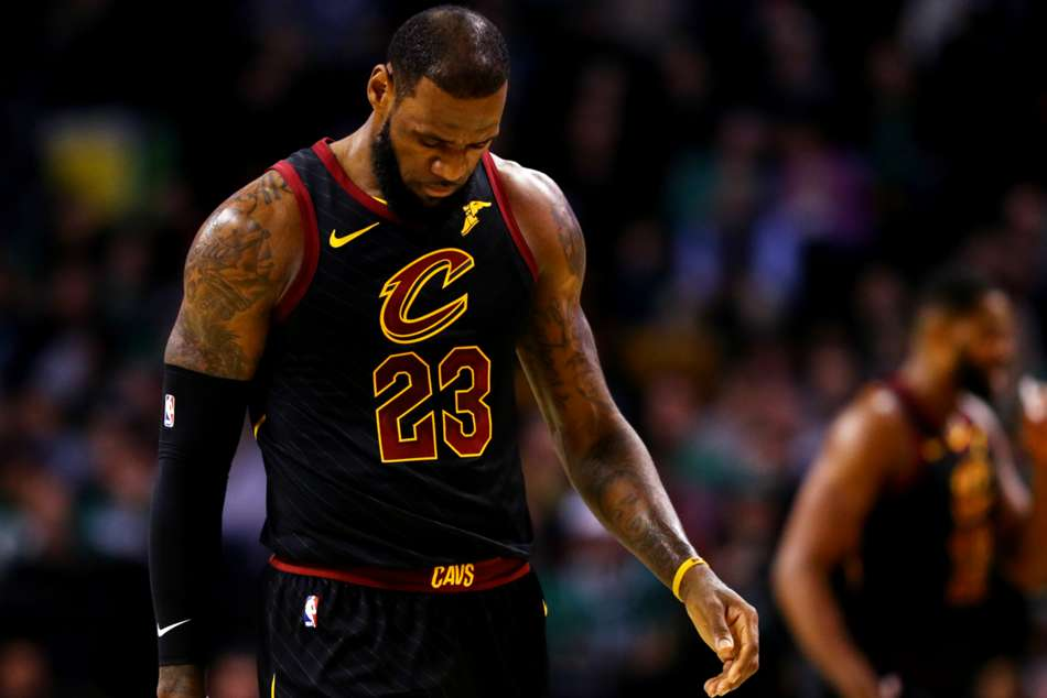 Cav's star LeBron James devastated after crushing defeat to Raptors