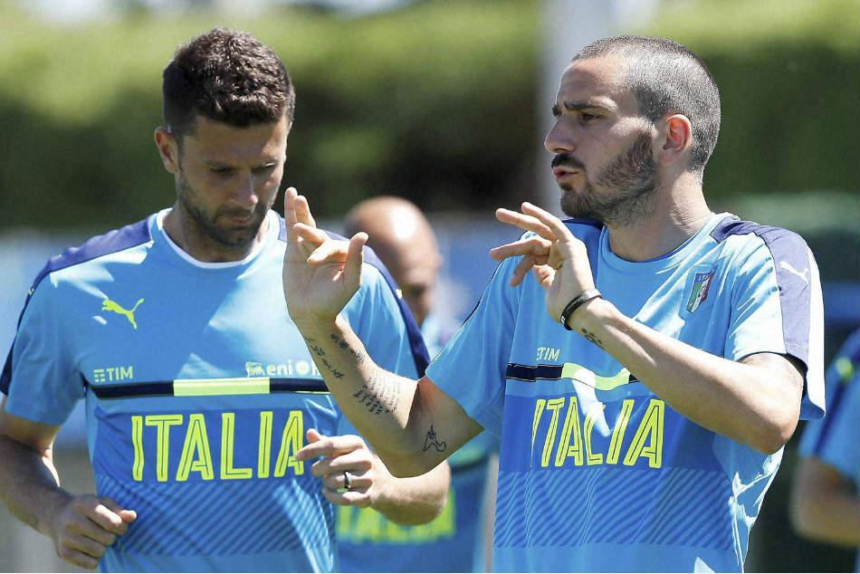 Chelsea Handed Boost Pursuit Leonardo Bonucci