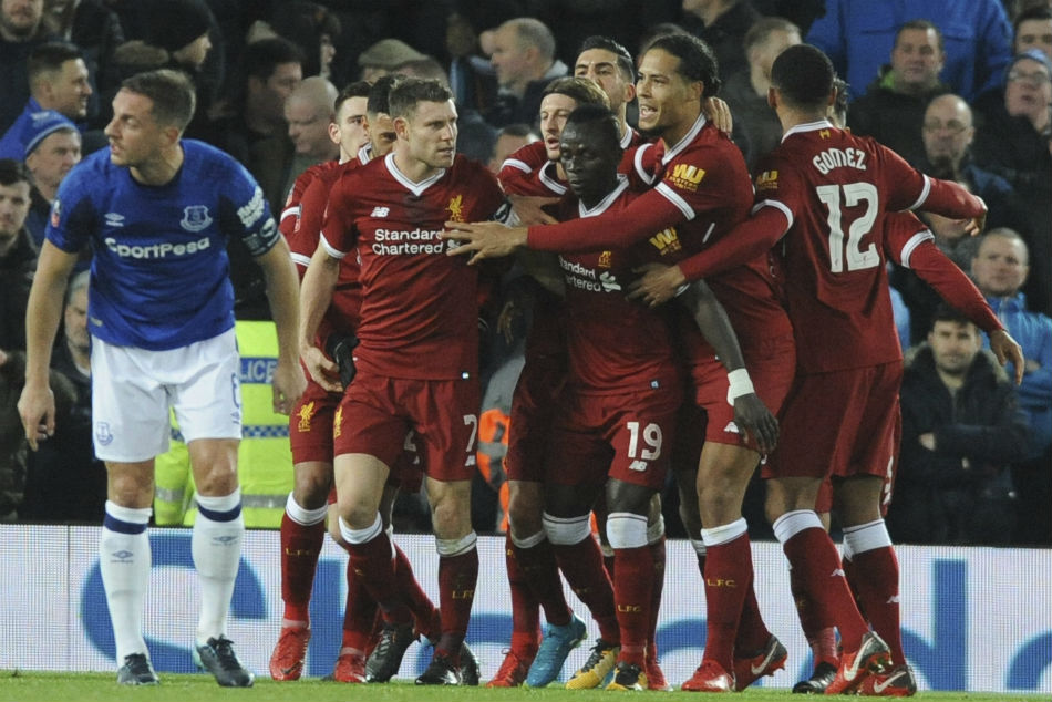 Talking Points from Liverpool's FA Cup win against Everton