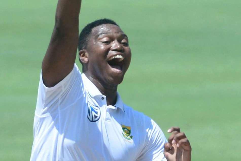 Vernon Philander Hails South Africa Paceman Lungi Ngidi