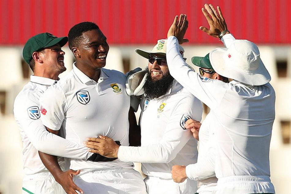 India Vs South Africa 2nd Test Day 5 Match Report Centurion
