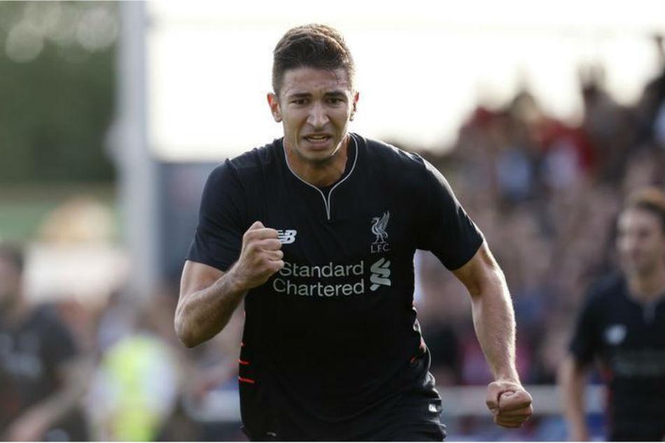 Liverpool Loan Marko Grujic The Championship