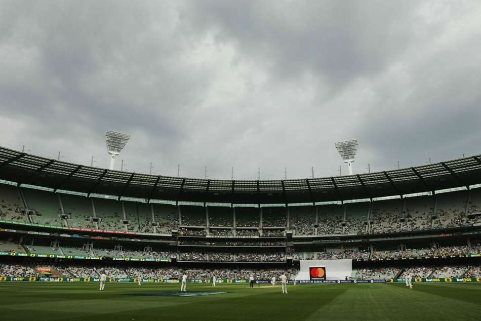 Mcg Icc Warning Poor Ashes Boxing Day Test