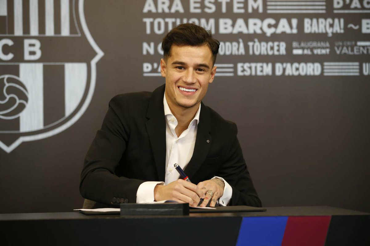 Coutinho S Barca Debut To Be Delayed Due To Injury