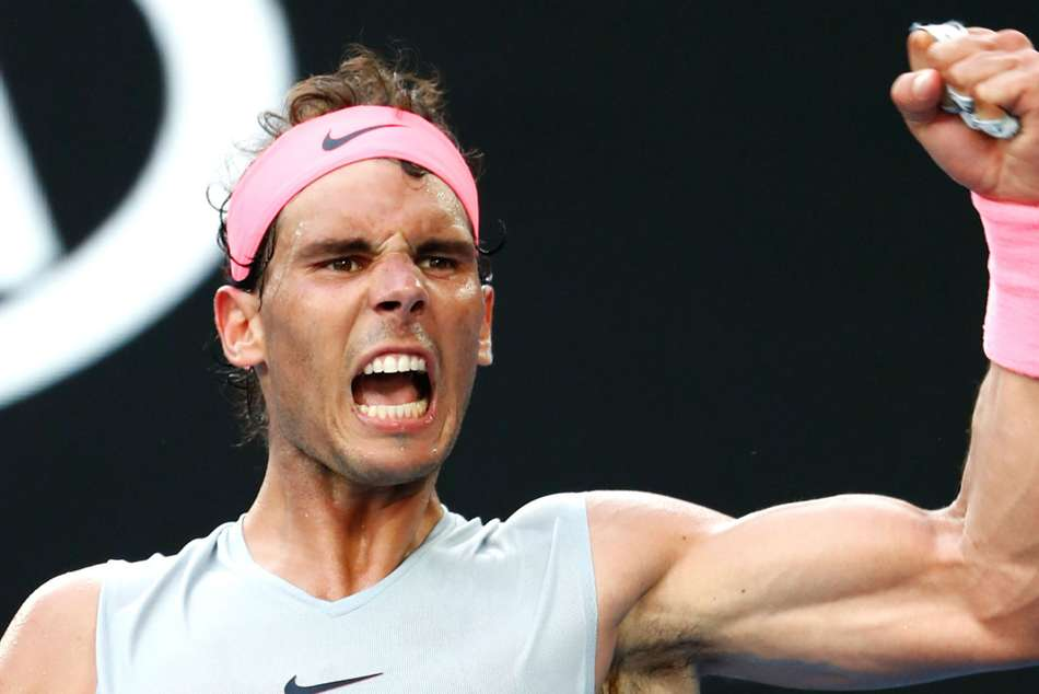 Nadal promises greater aggression in the last eight