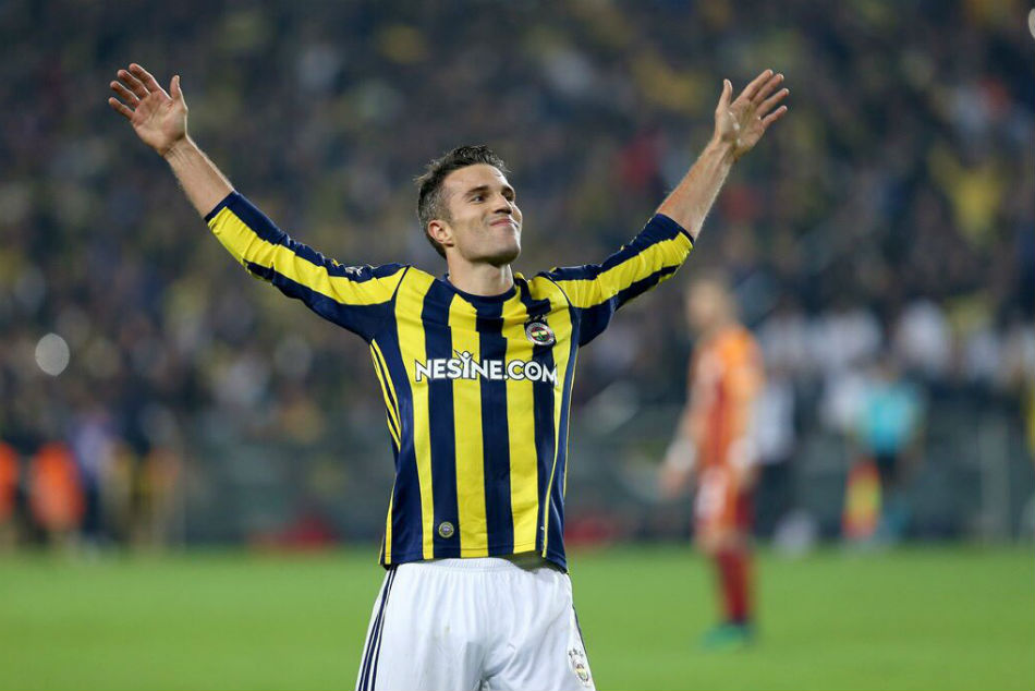 Robin Van Persie Talks Over Return One His Former Clubs