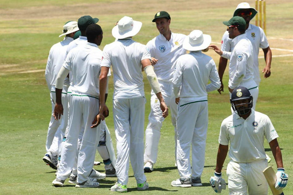 Twitterati Express Anguish As India Slump Series Defeat Against South Africa