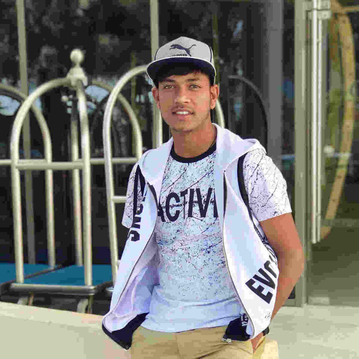 Sandeep Lamichhane Creates History First Nepal Player In Ipl