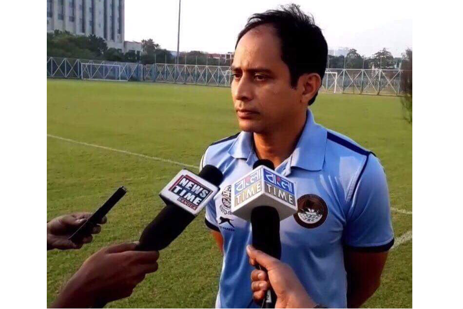 Sankarlal Chakraborty to helm Mohun Bagan (Image: Twitter)