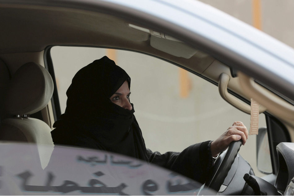 Saudi Arabia has eased social controls in recent times, including lifting a ban on women driving cars