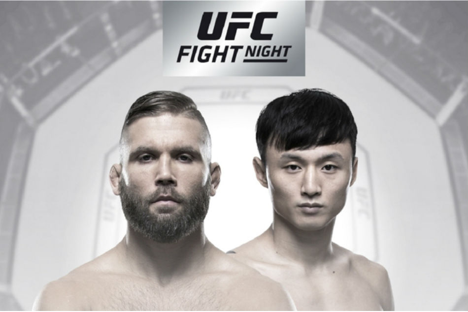 UFC Fight Night 124: Stephens Vs Choi