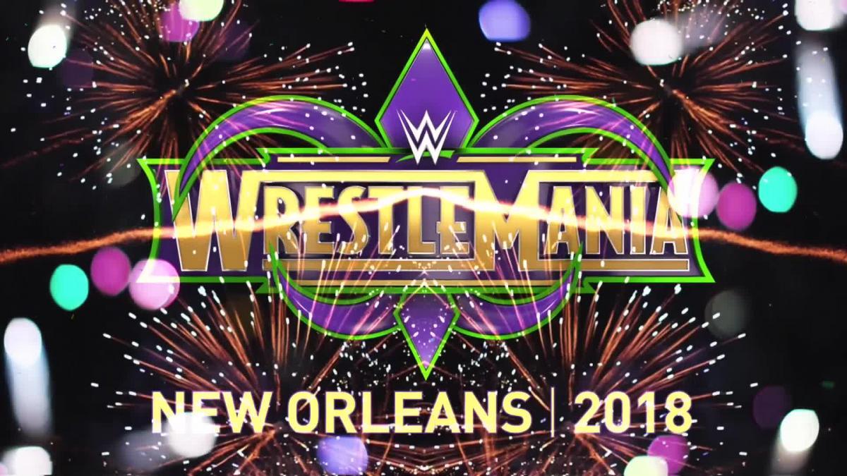 Wrestlemania 34 Live Stream