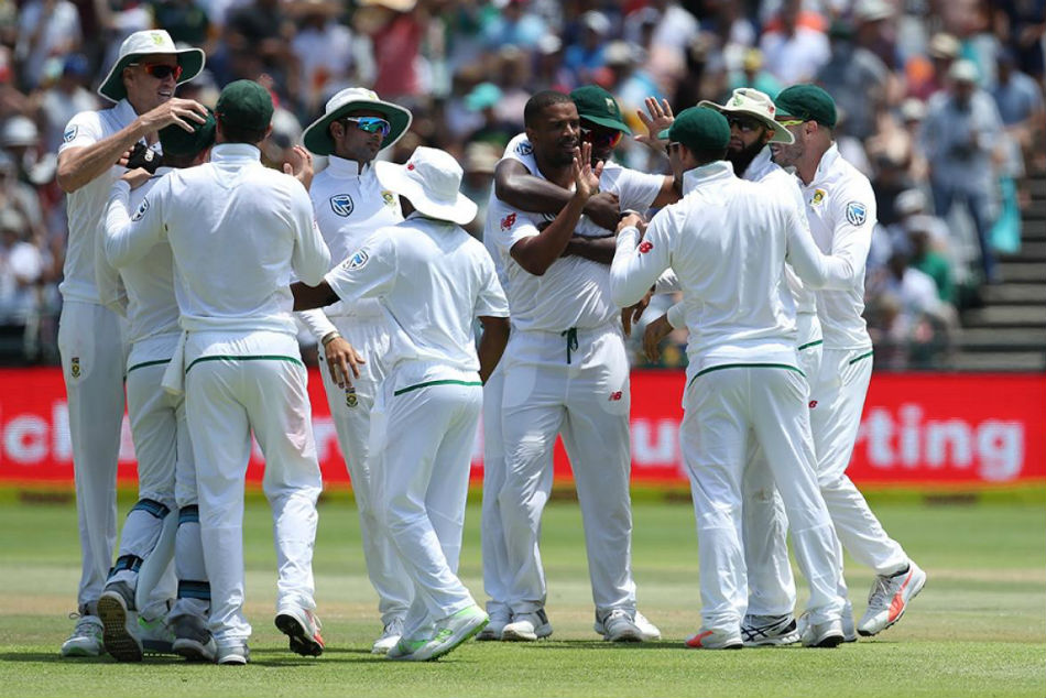 India Vs South Africa, 1st Test, Day 4: Visitors flounder against quality Protea pace attack