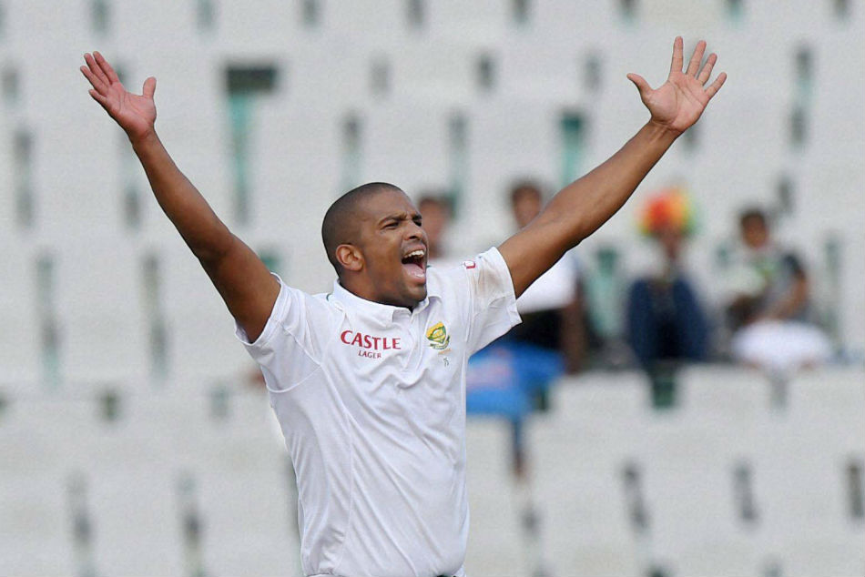 South African pacer Vernon Philander