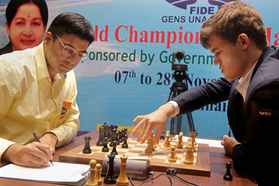 Viswanathan Anand Should Be Awarded Bharat Ratna Surya Shekhar Ganguly