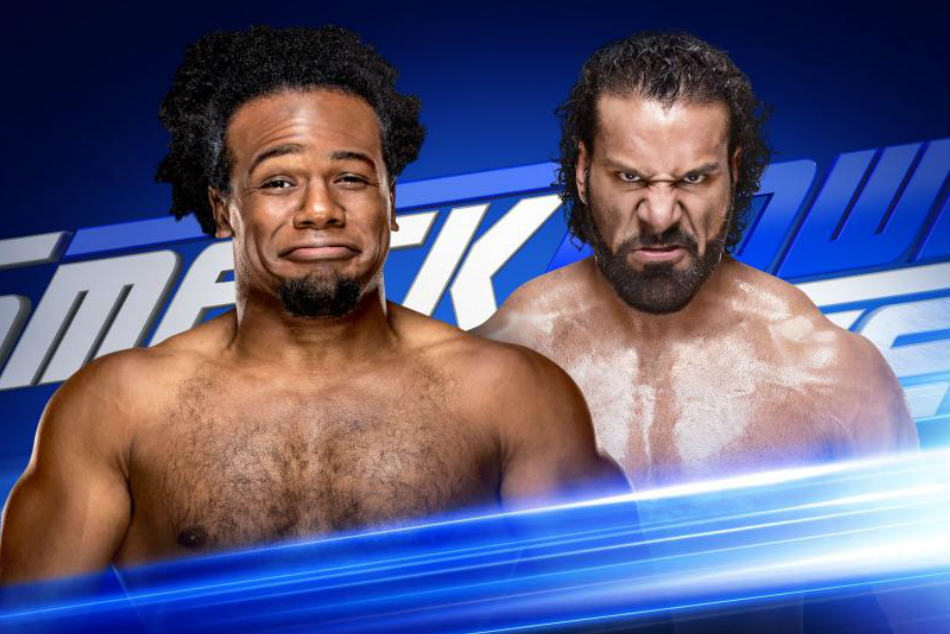 Wwe Smackdown Live Preview Schedule January 16