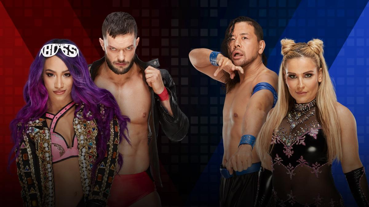 Mixed Match Challenge poster (image courtesy Youtube)
