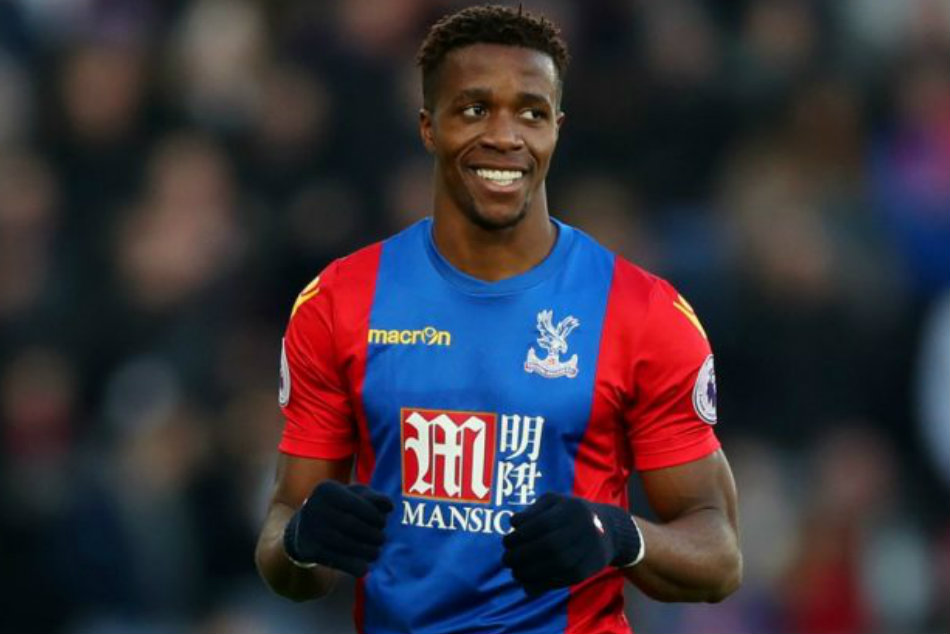 Tottenham Launch Third Bid Wilfried Zaha