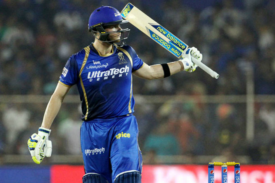 Steve Smith Lead The Rajasthan Royals The Ipl