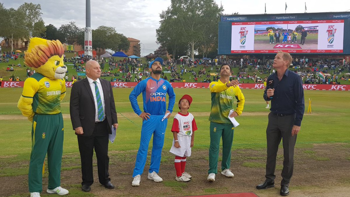 India Vs South Africa 2nd T20i Match Report Centurion