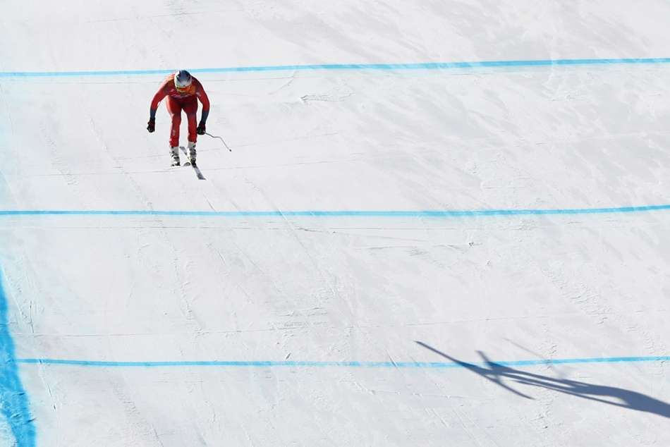 Aksel Lund Svindal in action