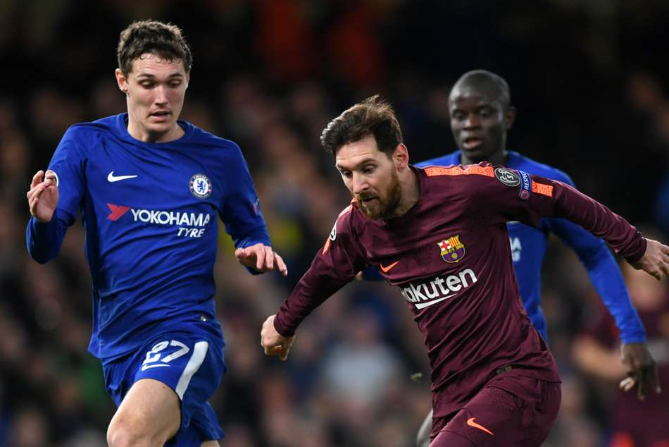 Conte Defends Incredible Christensen After Barcelona Error
