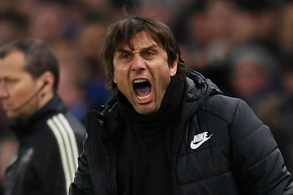 Chelsea Close To A Perfect Game Against Barcelona Conte