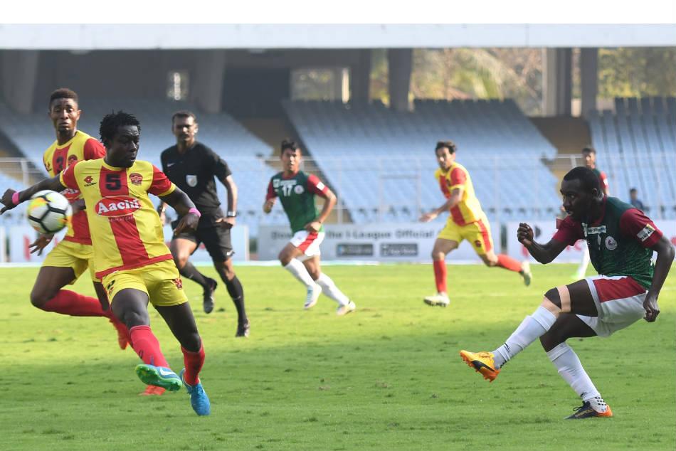 I League Gokulam Kerala Stun Mohun Bagan