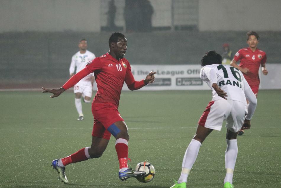I League Mohun Bagan Secure Away Win At Shillong Lajong