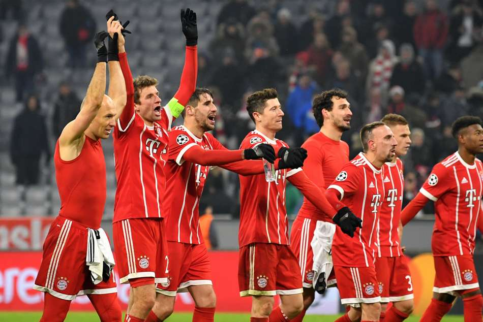 Bayern Taking Nothing For Granted After 5 0 Demolition Heyncke