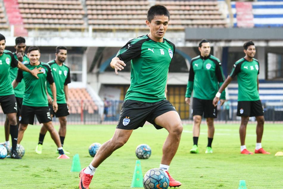 Bengaluru Fc Look Seal Afc Cup Berth At Kanteerava