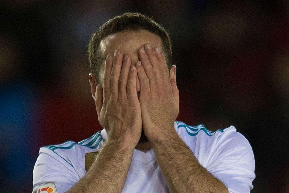 Carvajal Banned For Real Madrid V Psg