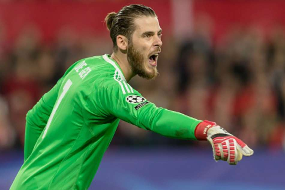 Ferdinand And Man United Team Mates Doubted De Gea