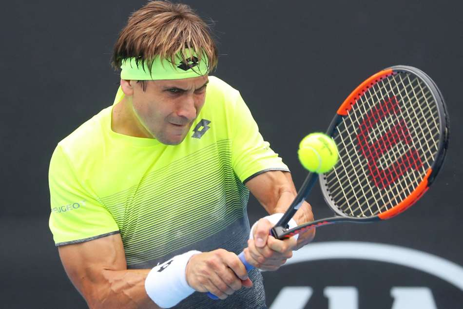 Ferrer Beaten In Montpellier Simon Edges Through