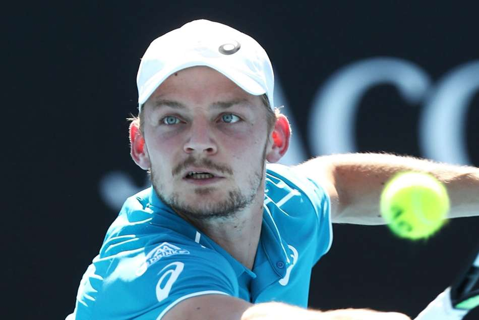 Goffin Hopeful Fast Recovery After Nasty Eye Injury