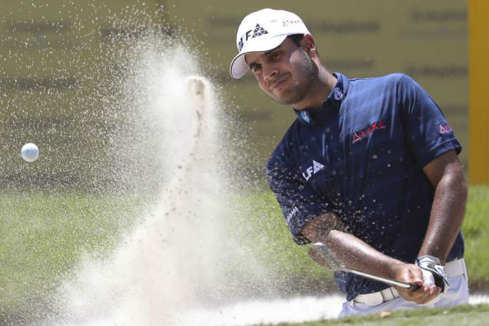 All eyes will be on Shubhankar Sharma who clinched two European Tour victories in less than two months.