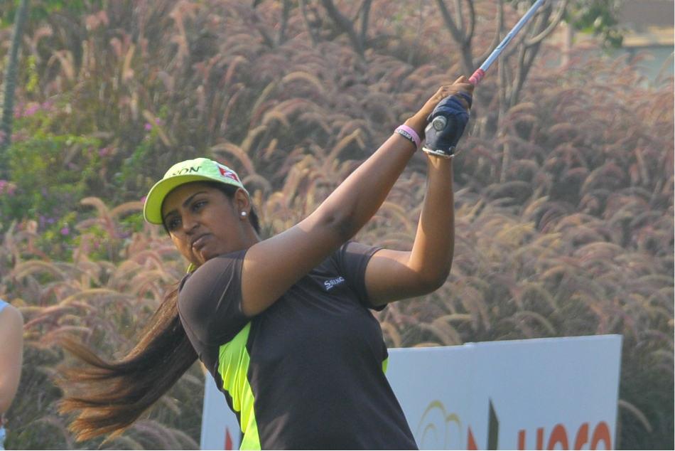 Neha Saaniya Take Lead Into Final Round