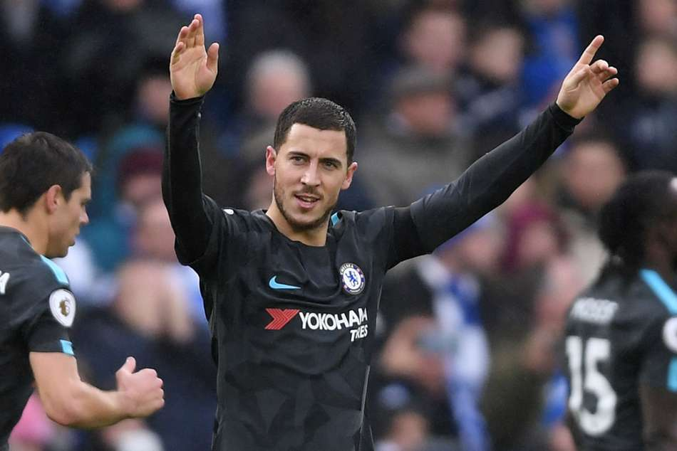 Eden Hazard Real Madrid Speculation La Liga Chelsea
