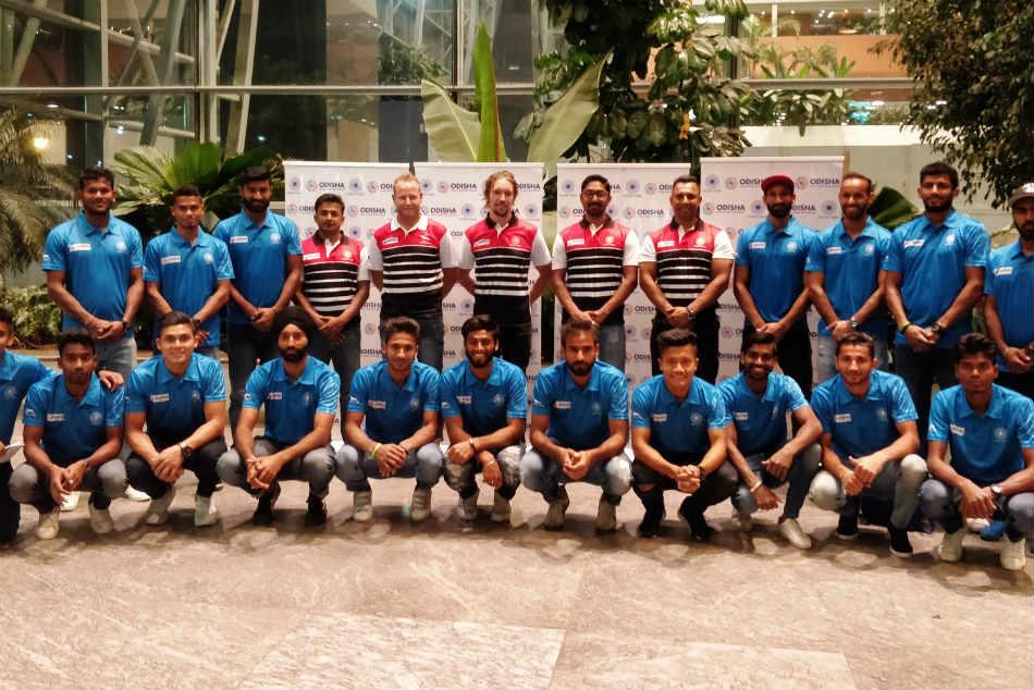 India Eye Good Show Sultan Azlan Shah Cup