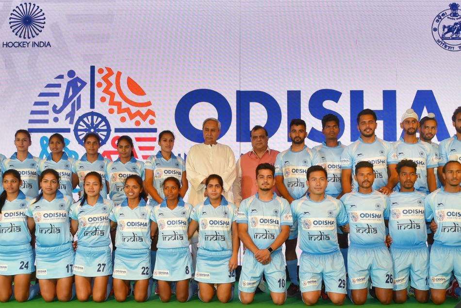 Odisha Government Becomes Official Sponsor Of Indian Hockey Team