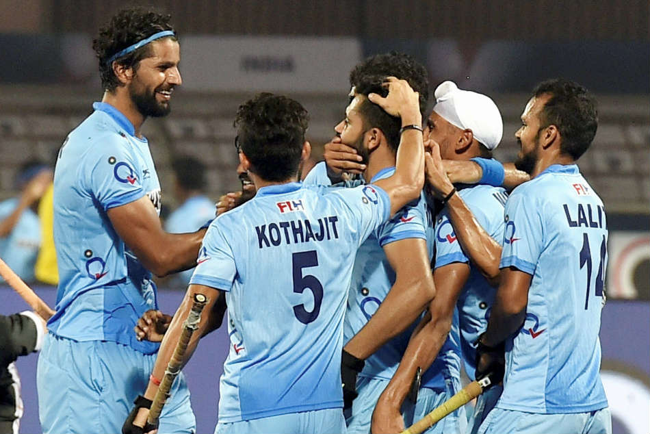 India will compete in Pool C, alongside Belgium, Canada and South Africa.
