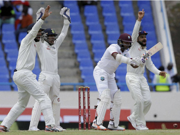 West Indies will play two Tests against India later this year. (AFP)